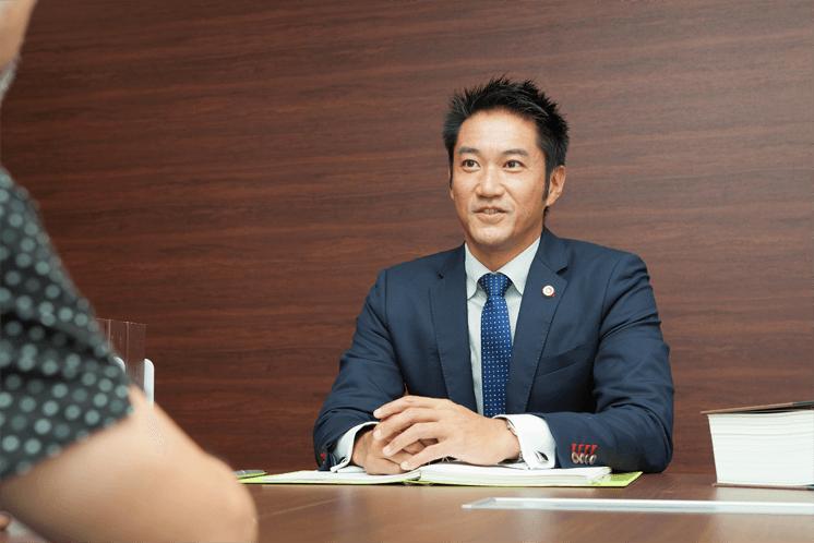 福岡支部長 今西弁護士
