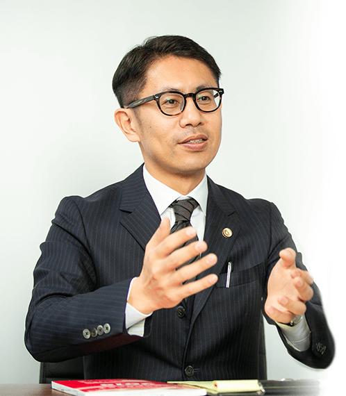 大阪支部長 長田 弘樹