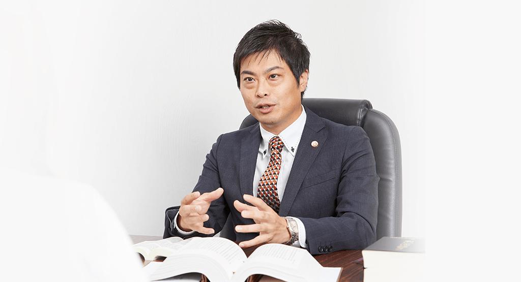 弁護士法人ALG&Associates 姫路法律事務所所属 西谷弁護士