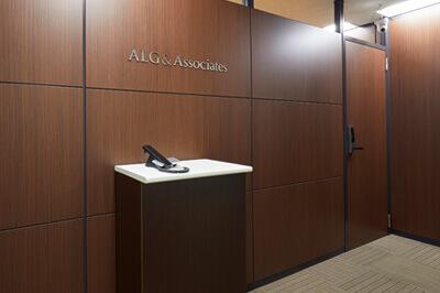 弁護士法人ALG&Associates 宇都宮法律事務所 エントランス