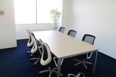 弁護士法人ALG&Associates 千葉法律事務所 応接室