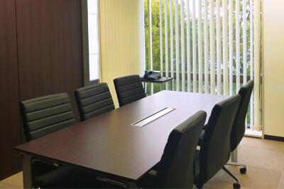 弁護士法人ALG姫路法律事務所応接室