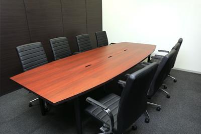 弁護士法人ALG&Associates 名古屋法律事務所 応接室