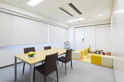 弁護士法人ALG埼玉法律事務所応接室